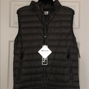 Brand New Lightweight Packable Puffer Vest
